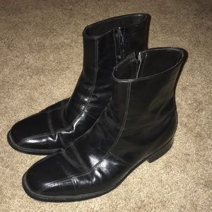 Florsheim Imperial Boots,Size 9 1/2 D(ankle boots)